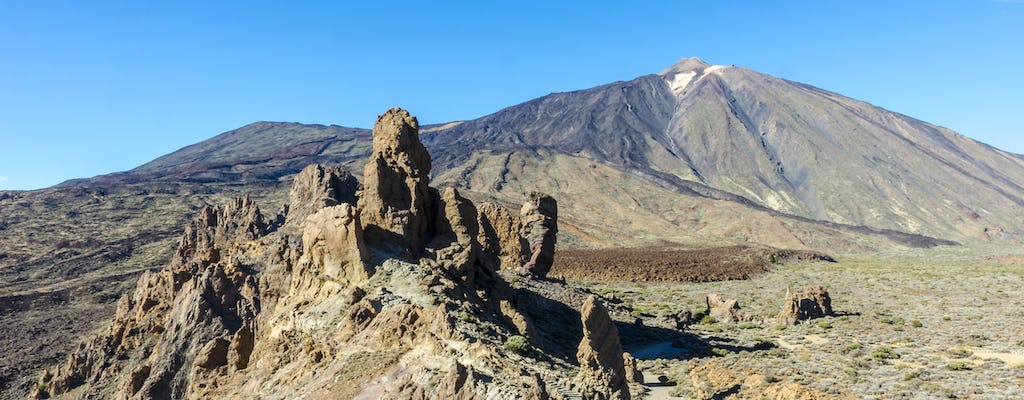 Teide Volcano and La Orotava Tour