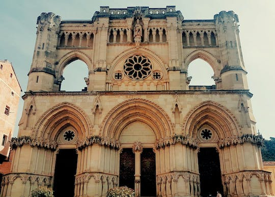 Cuenca's cathedral and city tour from Madrid