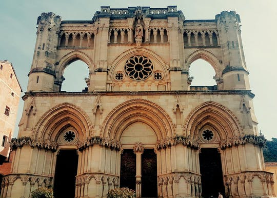 Katedra Cuenca i wycieczka po mieście z Madrytu