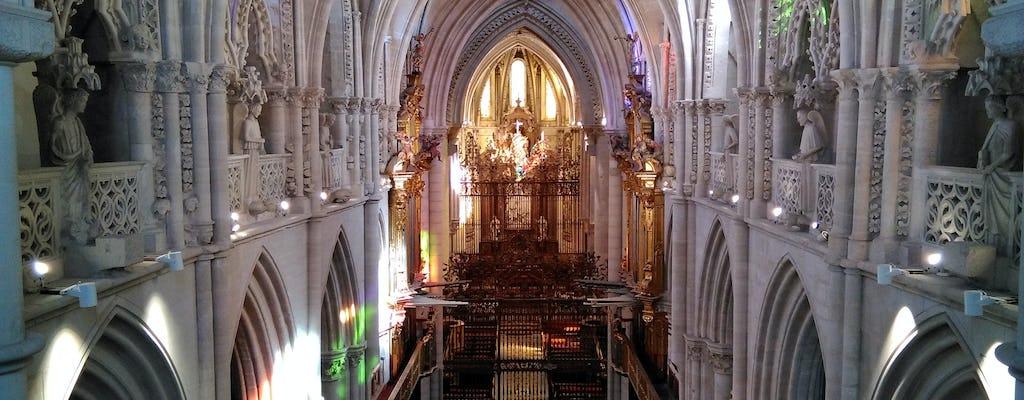 Visita guidata a Cuenca con accesso alla Cattedrale e alle Case Sospese