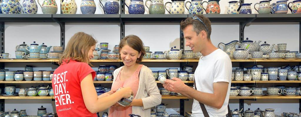 Tour de compras Made in Krakow