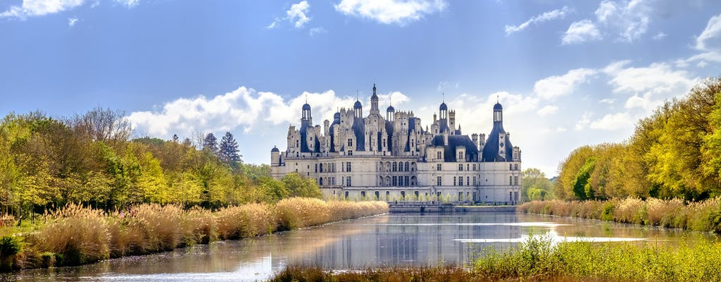 Private guided  tour in Chambord Castle