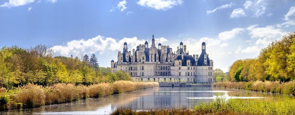 Visita guiada privada ao castelo de Chambord