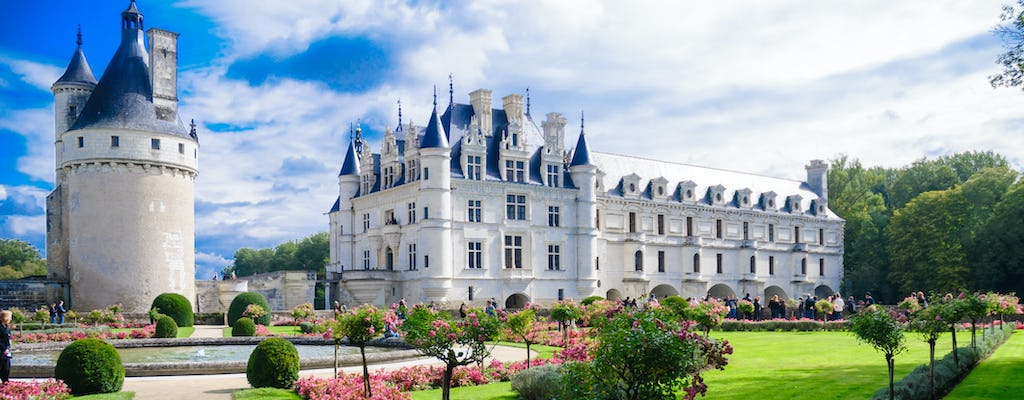 Private Guided Tour of Chenonceau Castle