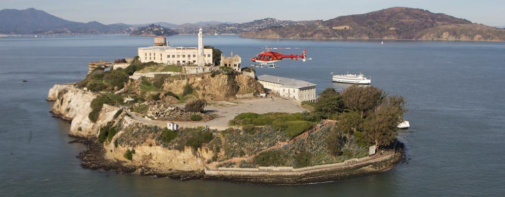 Tour en helicóptero de San Francisco Vista Grande