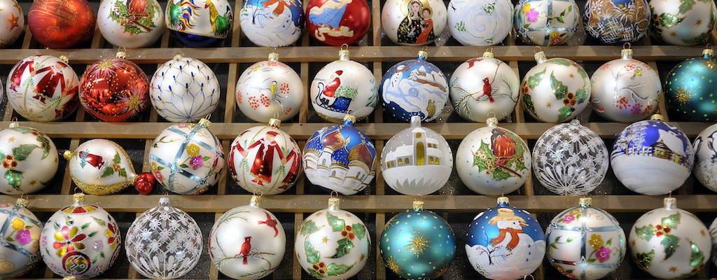 Recorrido por el mercado navideño y los sabores de Cracovia
