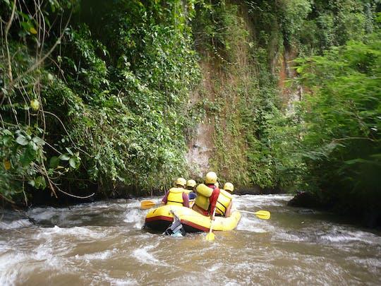 Telaga Waja rafting in Bali
