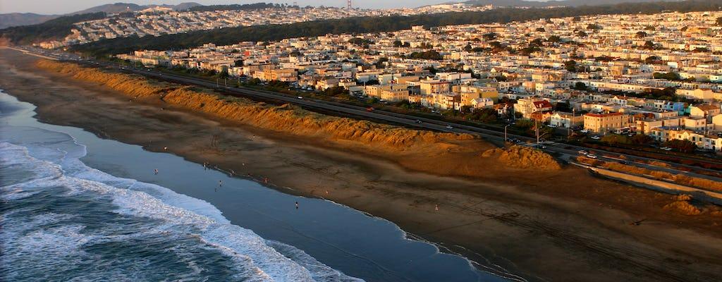 Experiencia en el país del vino de San Francisco