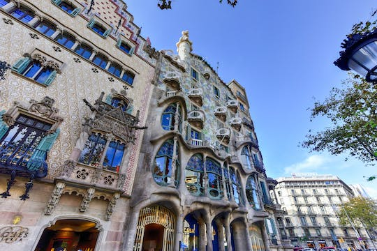 Casa Batlló private tour with skip-the-line tickets