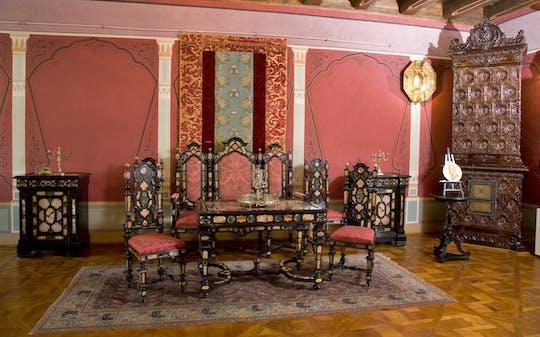Entrada al Museo Biográfico de Jan Matejko