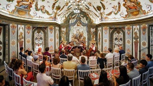 Concerten in Mozarthouse Wenen