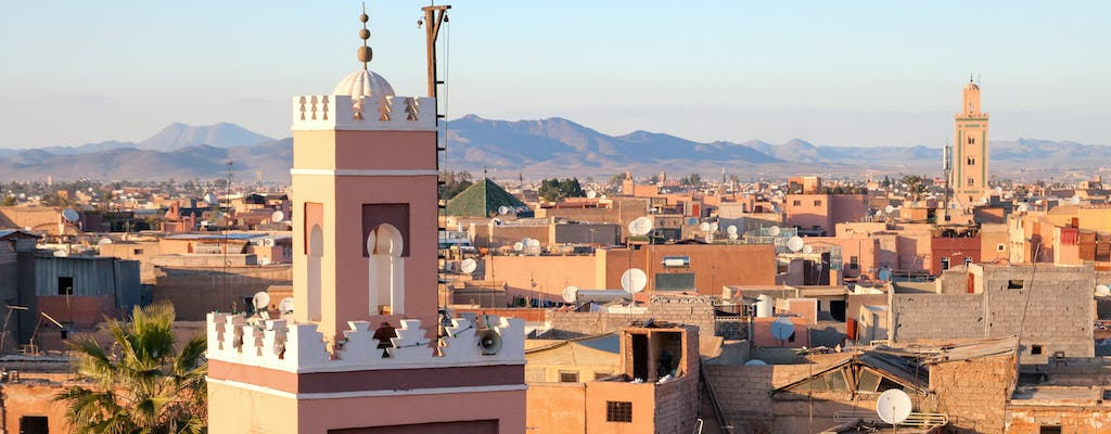 Marrakech full-day excursion from Agadir