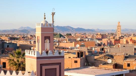 Escursione di un'intera giornata a Marrakech da Agadir