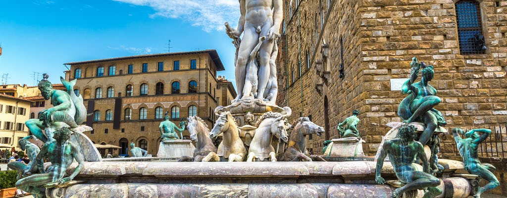 Secrets, mysteries and legends of Florence