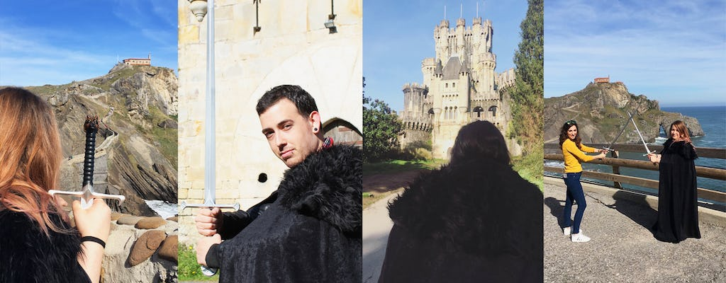 Game of Thrones tour from Bilbao