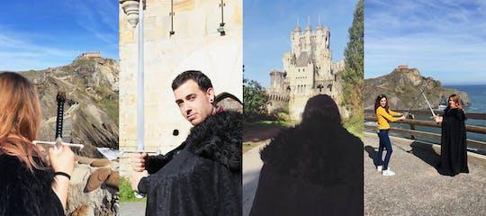 Wycieczka Game of Thrones z Bilbao