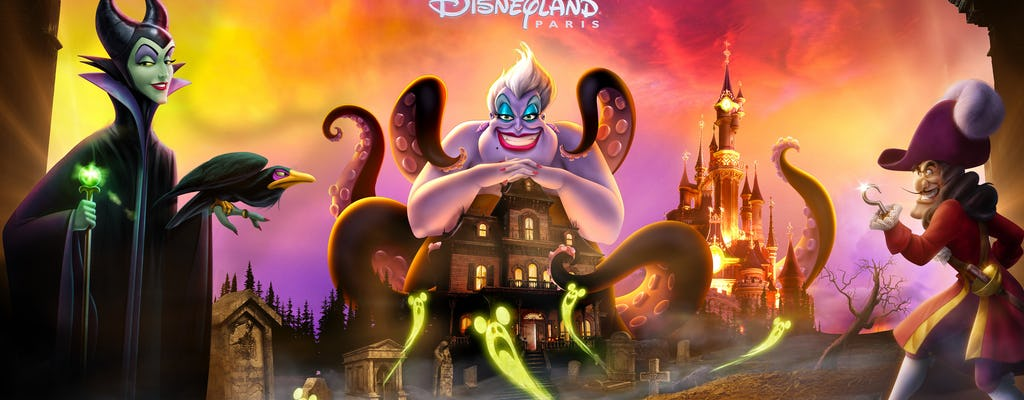 Disney's Halloween Party at Disneyland® Paris