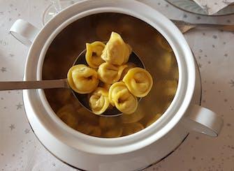 Homemade Italian pasta cooking class