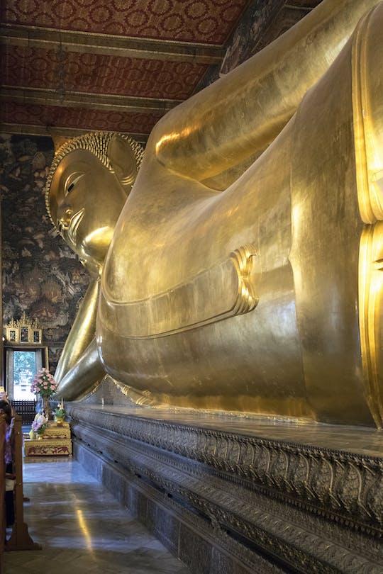 Wielki Pałac Królewski i świątynie w Bangkoku