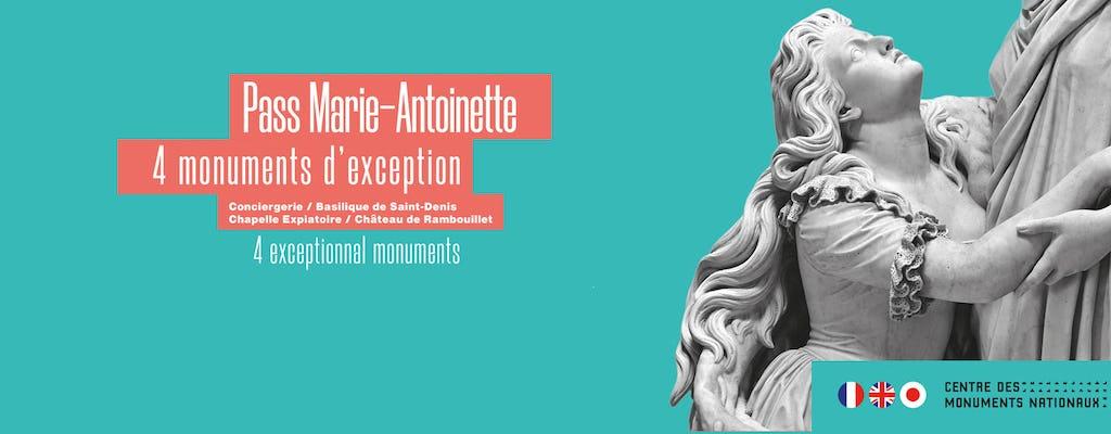 Marie- Antoinette Pass