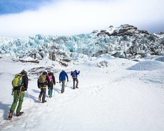 Ледник чудеса поход