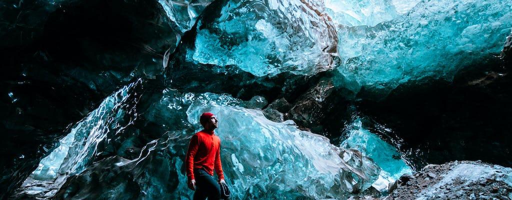 Katla ice cave tour from Vík