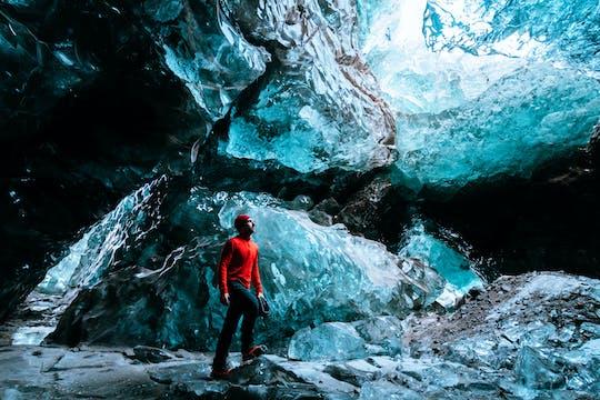 Тур Катла ледяная пещера из Вик