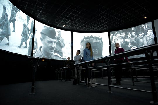 Arromanches 360 Circular Cinema Entrance Ticket