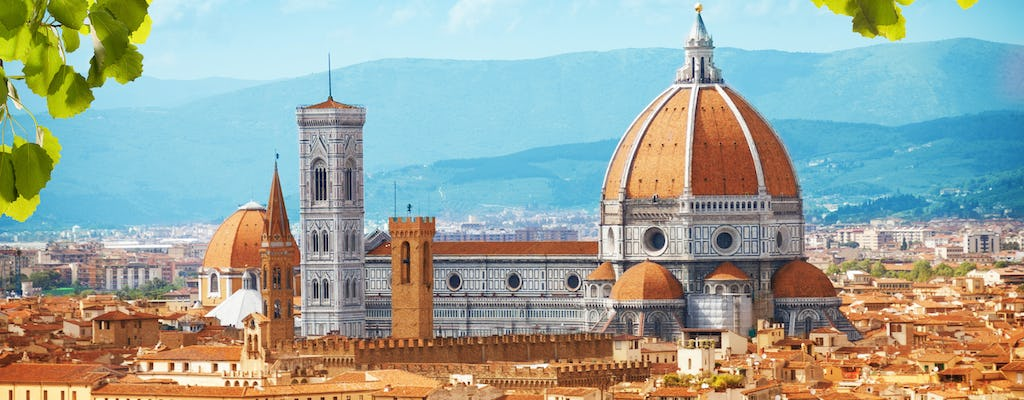 Florence Cathedral priority access and guided visit with optional lunch