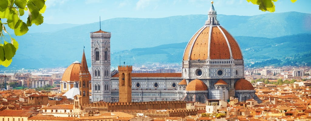 Ingresso prioritario al Duomo di Firenze e visita guidata con pranzo opzionale