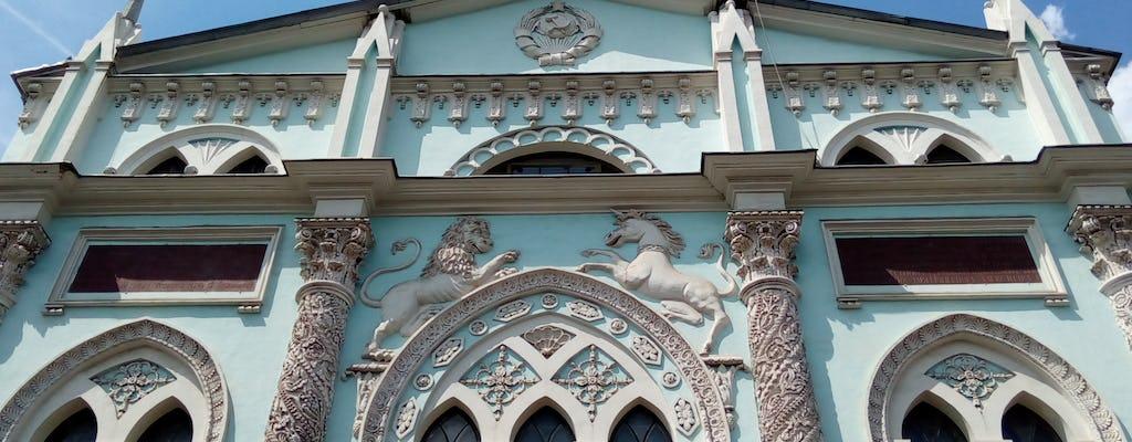 Visita guiada medieval de Moscú