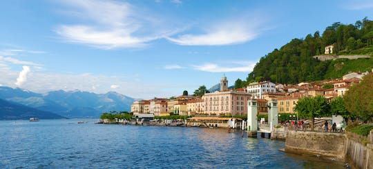 Como and Bellagio tour by bus from Milan