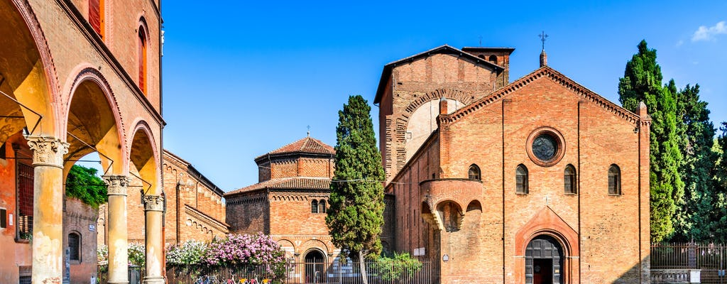 Private tour of the Basilica of Santo Stefano with tasting of local products