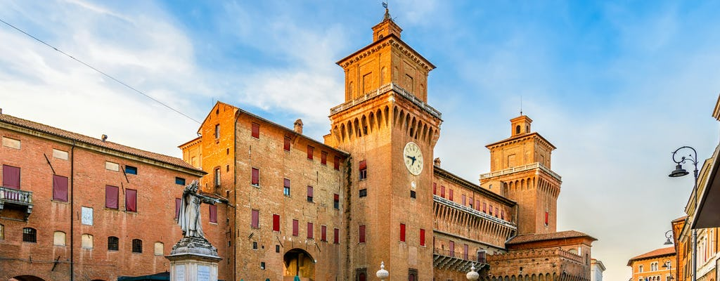 Private walking tour of the historic center of Ferrara