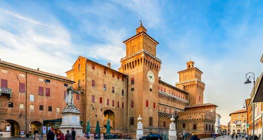 Privéwandeling door het historische centrum van Ferrara