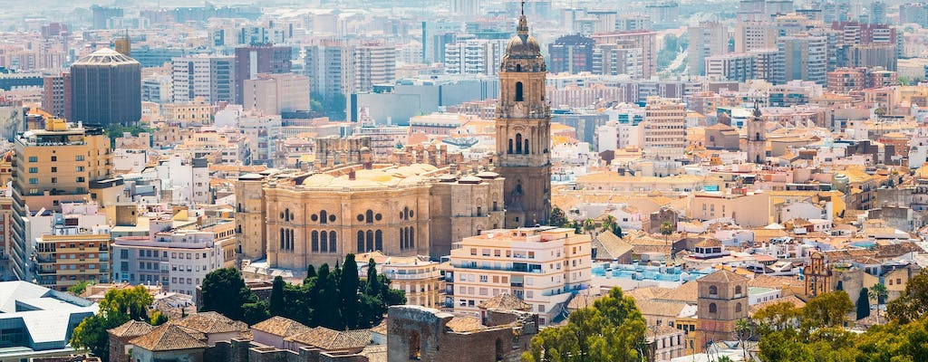 Málaga highlights free walking tour
