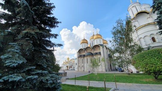 Recorrido por el Kremlin de Moscú con audioguía