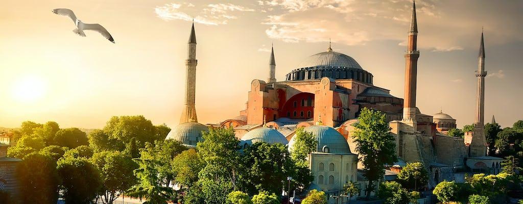 Wycieczka z przewodnikiem do Muzeum Hagia Sophia w Stambule