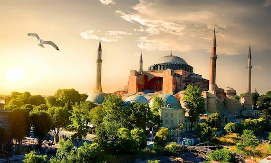 Visita guiada al Museo Hagia Sophia en Estambul