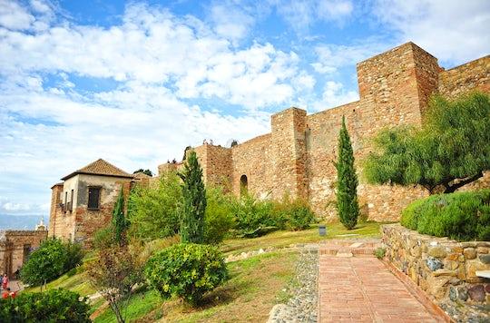 Alcazaba and Roman Theatre guided tour in Málaga
