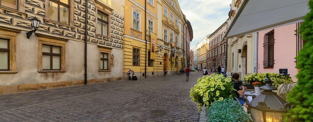 Tour guidato in Segway Cracovia: quartiere ebraico Kazimierz