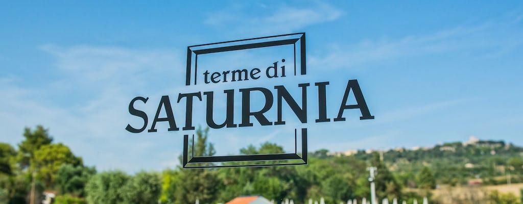 Terme di Saturnia - Ingresso Terme