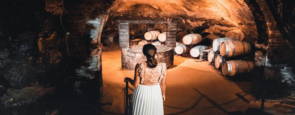 Tasting tour of the historic cellars in Montepulciano
