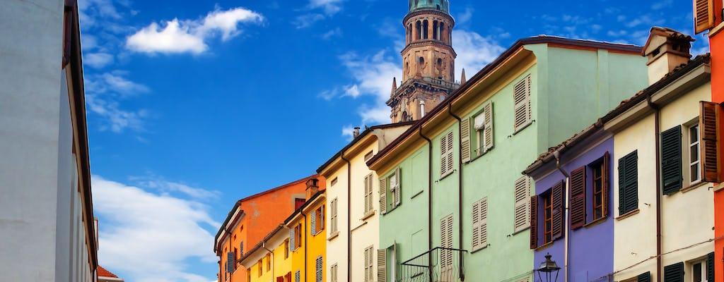 Zweistündige Parma-Rikscha-Tour