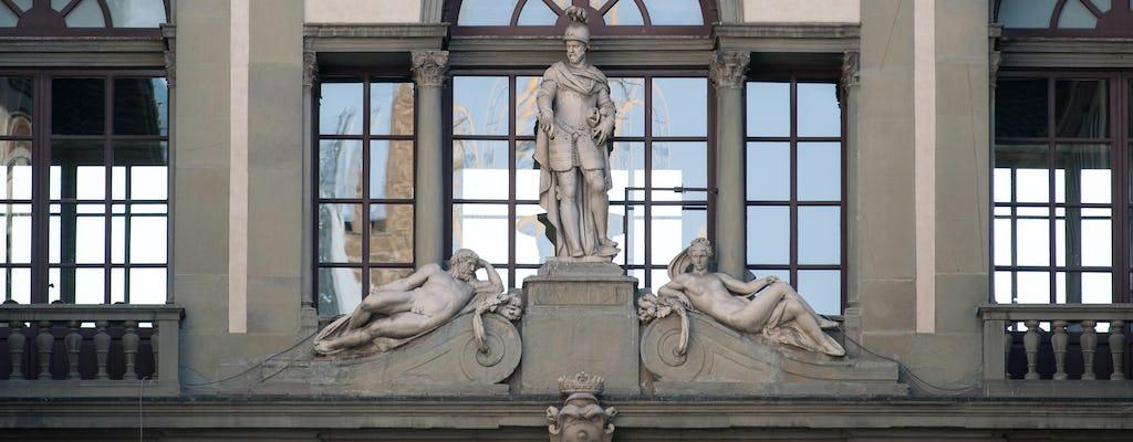 Galeria Akademii i Uffizi: bilety bez kolejki i aplikacja do samodzielnego zwiedzania