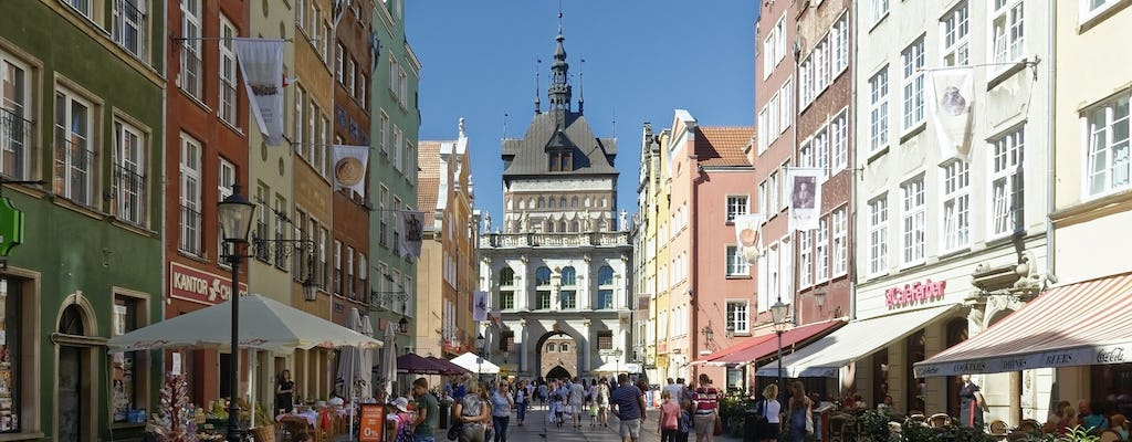Self-guided tour of Gdansk by Audio Guide Gdansk