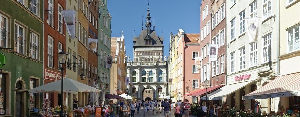 Visita autoguiada de Gdansk por audioguía Gdansk