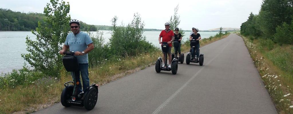 Selbstbalancierender Scooter Tour um den Störmthaler See