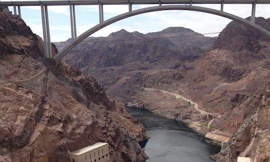 Hoover Dam half day private tour
