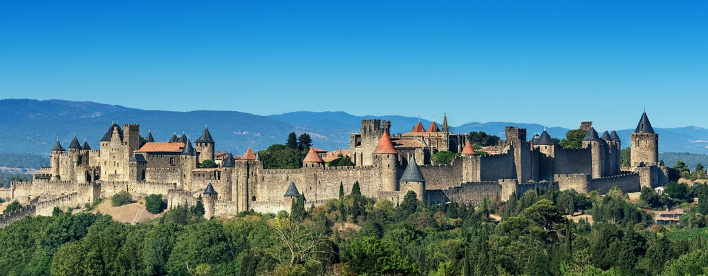 Private walking tour of Carcassonne